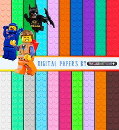 Lego clipart wildstyle Clip for Paper Lego Birthday