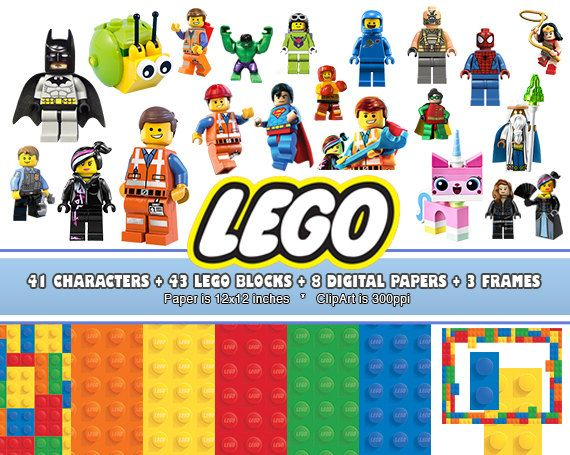 Lego clipart wildstyle & Resoultion Lego on Pinterest