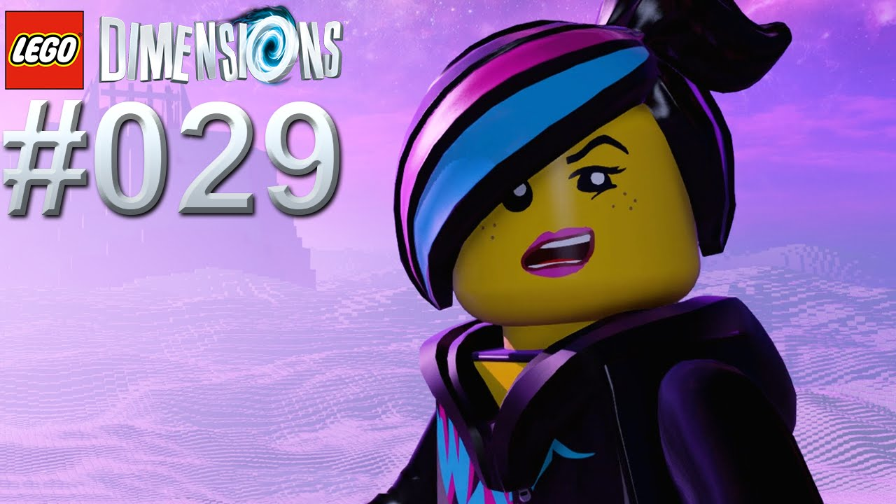 Lego clipart wildstyle Play LEGO DIMENSIONS  #029