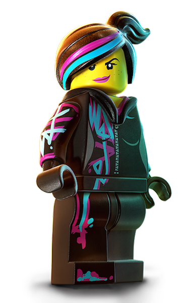 Lego clipart wildstyle Mac The Feral LEGO® Characters