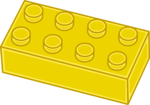 Lego clipart yellow Clipart high Lego art quality
