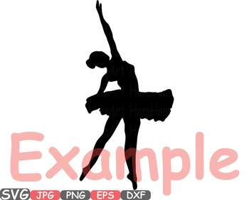 Legs clipart ballerina Clip dance slippers studio Shoe