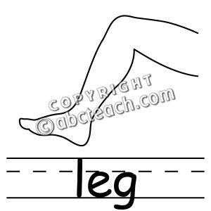 Legz clipart body part Panda Clipart leg%20clipart Free Images