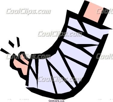 Legz clipart borken Broken Clipart boy broken cast