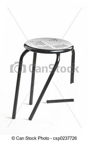 Legs clipart broken chair Chair Broken leg metal on