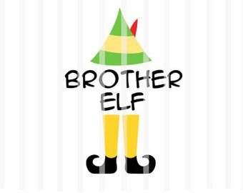 Legz clipart buddy the elf SVG Buddy ~ DIY the
