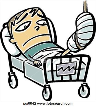 Legs clipart cast on Clipart Man illustration  Cartoon