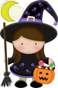Cottage clipart witch WitchesHalloween 25+ Halloween ImagesCute on