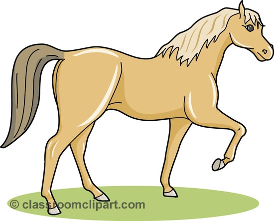 Legs clipart horse Com Horse 4 black and