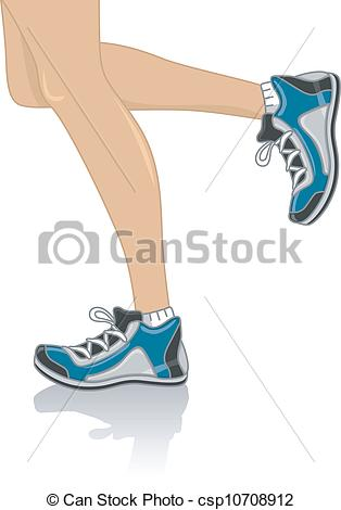 Legz clipart human leg  Running Illustration Cropped Legs