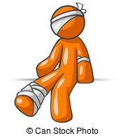 Wound clipart injury An Stock Illustrations A of