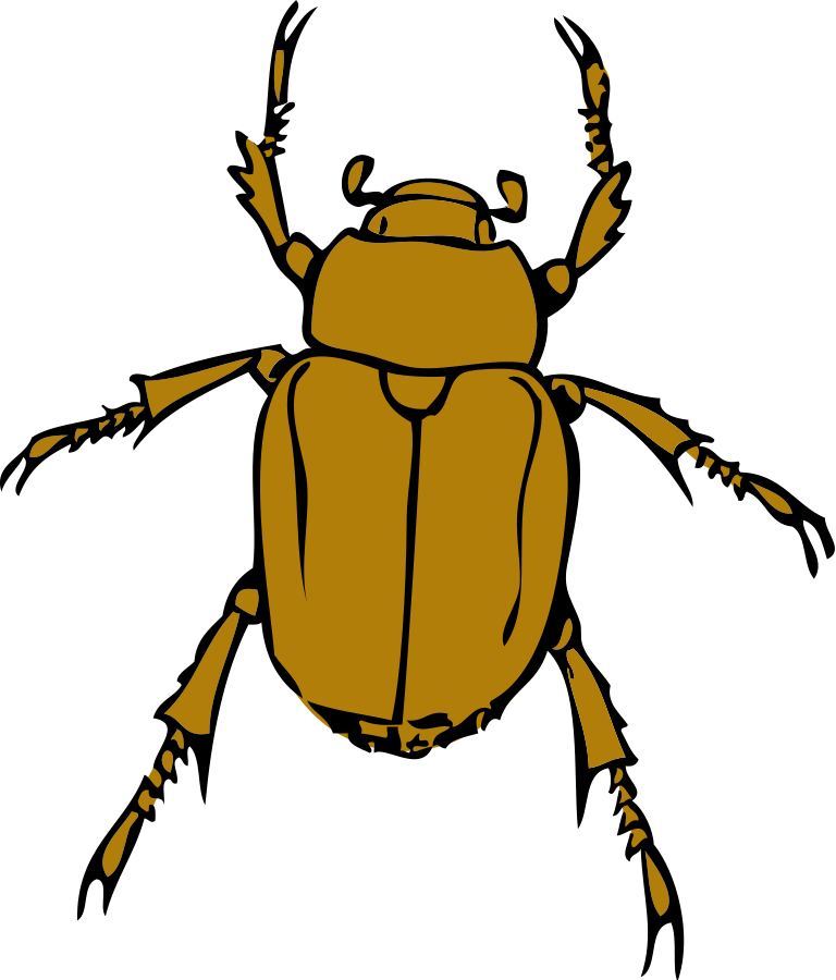 Bugs clipart vector Online Art Free Free free