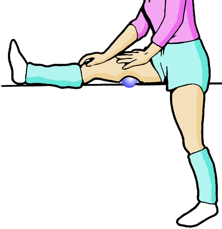 Legs clipart knee Knee Problems about Pinterest 204