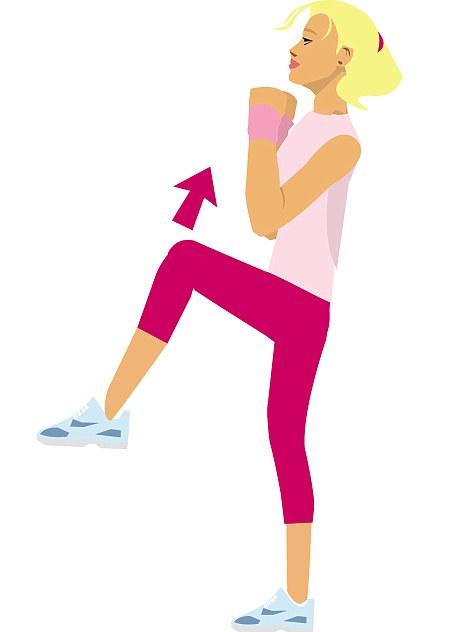 Legs clipart knee – Clipart raise clipart Knee