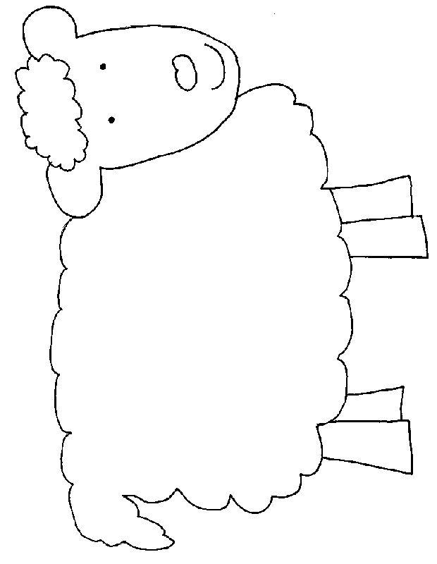 Templates  clipart sheep Template lamb 25+ face Lamb