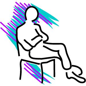 Legz clipart leg crossed & Legs 2 2