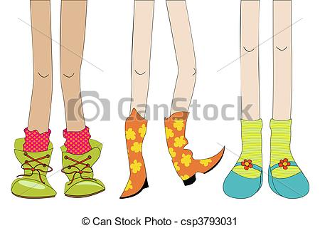 Legs clipart limb  csp3793031 and Legs and