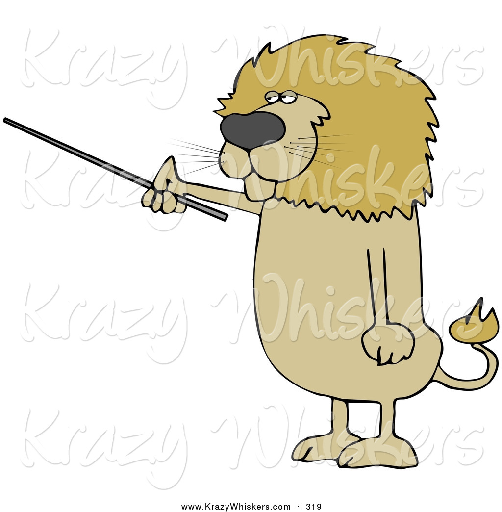 Legs clipart lion Holding Clipart Stick on and