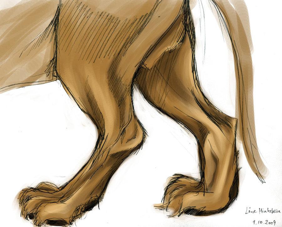 Legs clipart lion Cat on lion's Cheshire deviantART