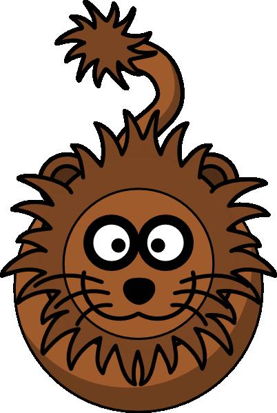 Legs clipart lion Clker Lion clip & art