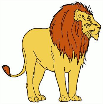 Legs clipart lion Fans Clipart art lion art