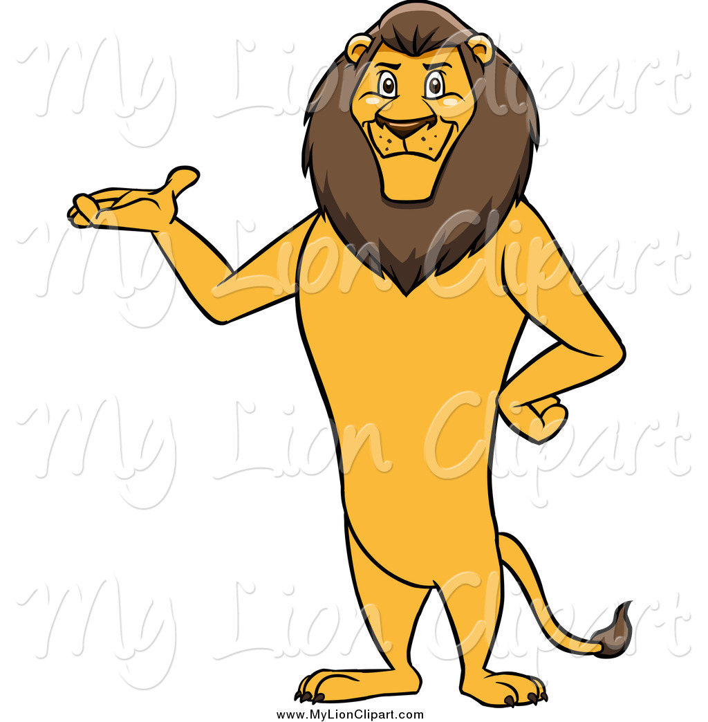 Legs clipart lion Cartoon and Clipart by Presenting