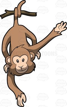 Legs clipart monkey Clipart From Monkey Tail A