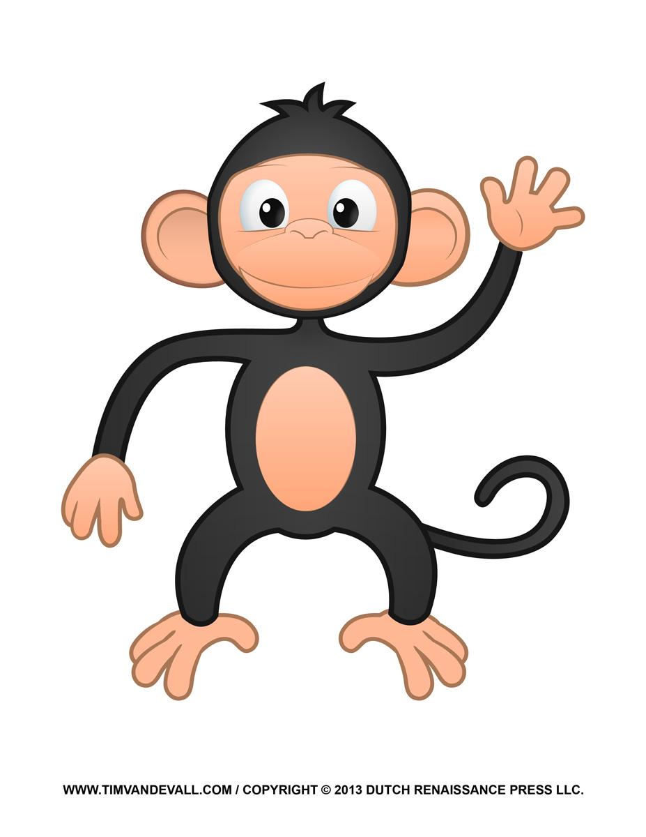 Legs clipart monkey Monkey Fans Spider Clipart Clipart