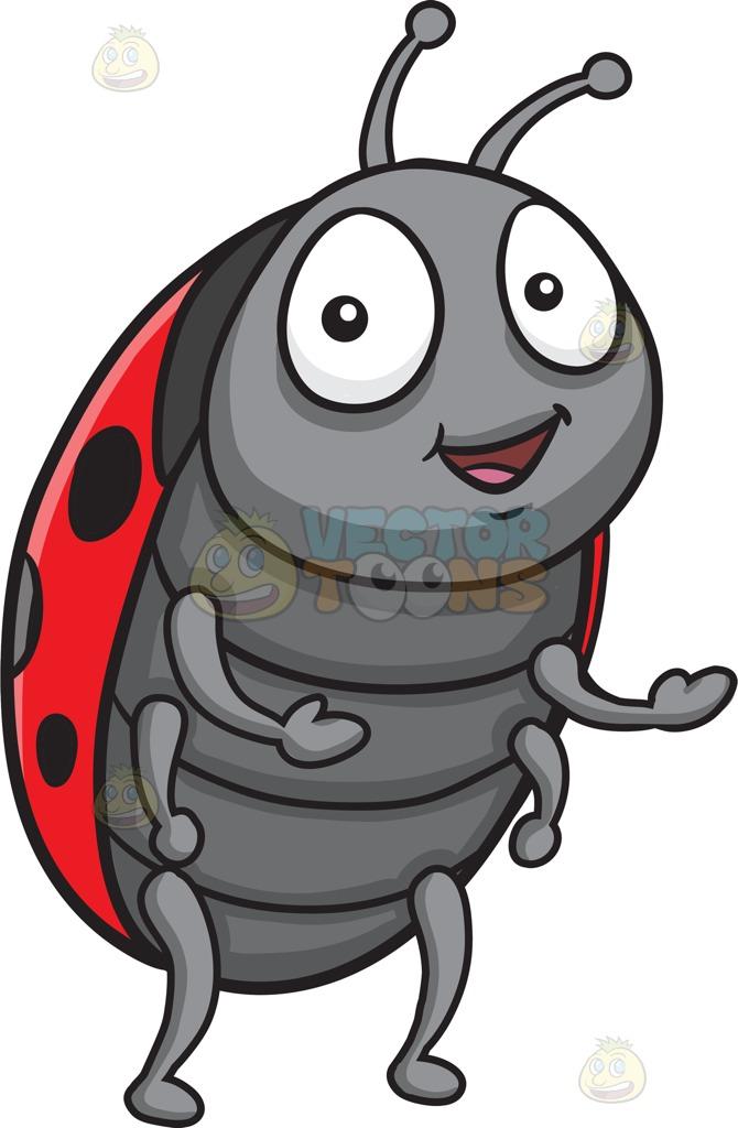Legs clipart six Clipart o'jays A Ladybug The