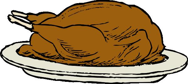 Turkey clipart grilled chicken #2