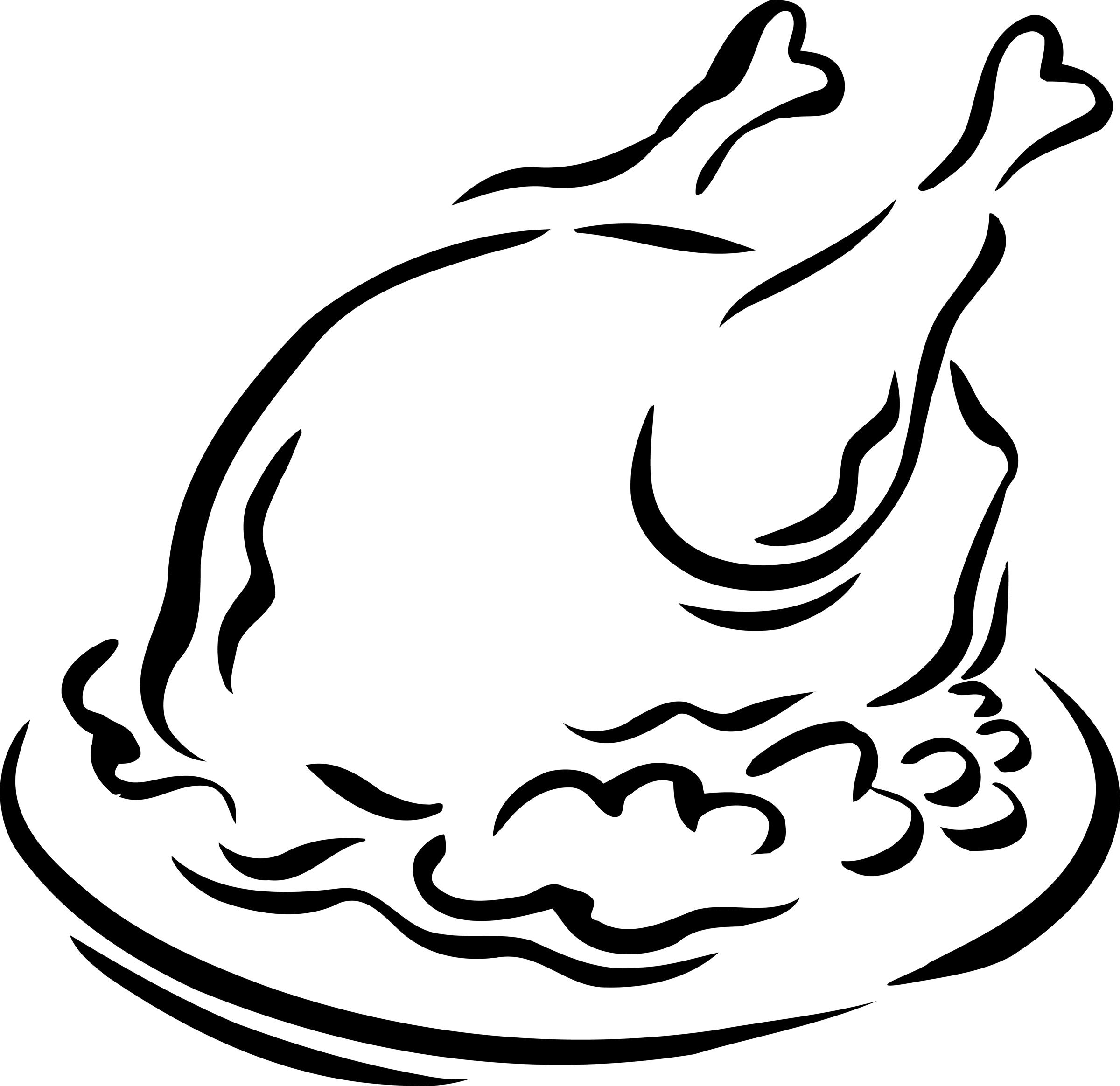 Steak clipart chicken dinner To Download Turkey clipart Clipart