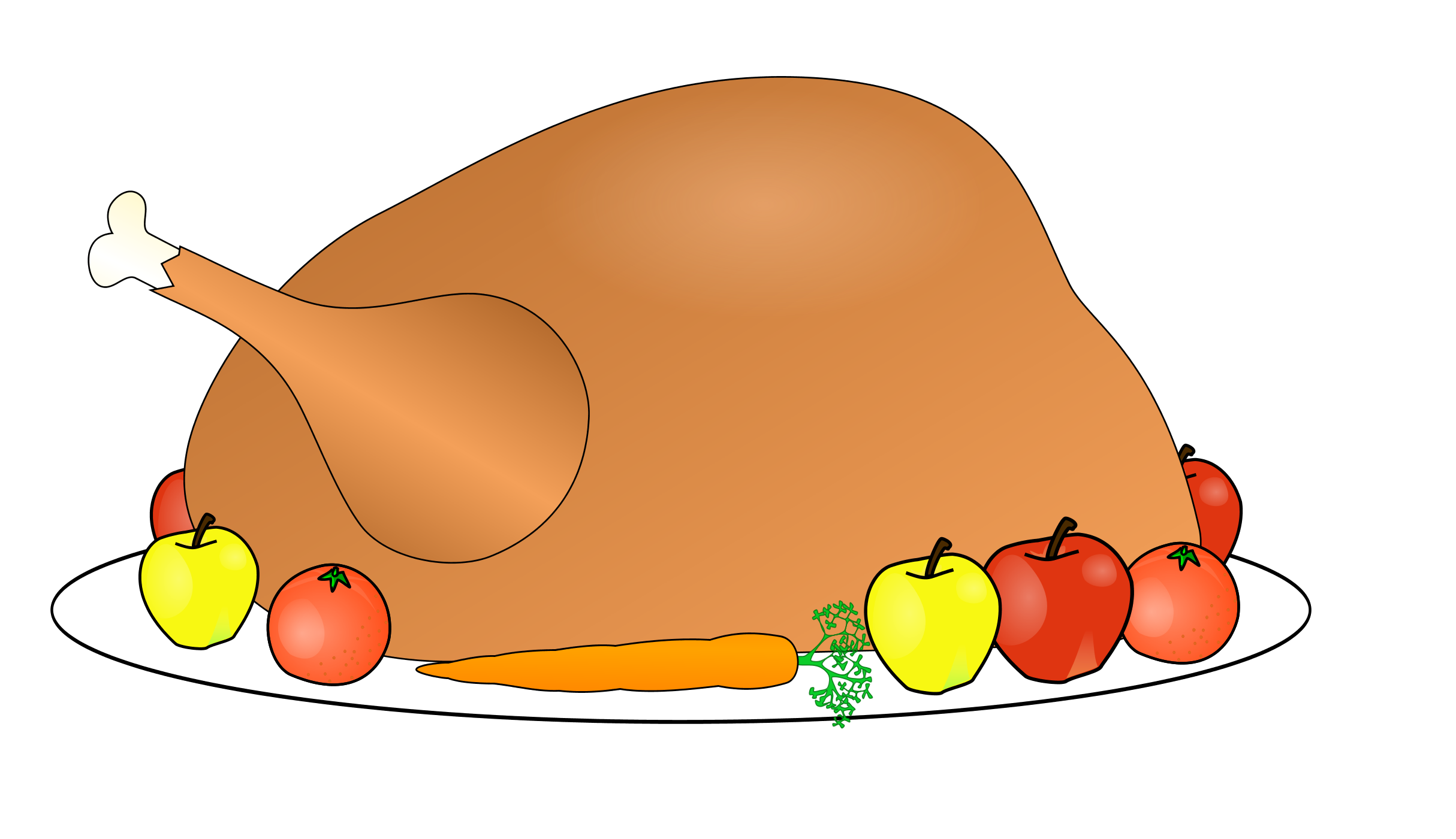 Pie clipart turkey food Free clipart thanksgiving Clipart Images