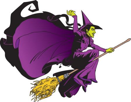 Legz clipart wicked witch Kid witch kid Clipartix 2