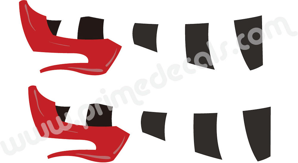 Legz clipart wicked witch Halloween Sharing Wicked Primedecals Witch
