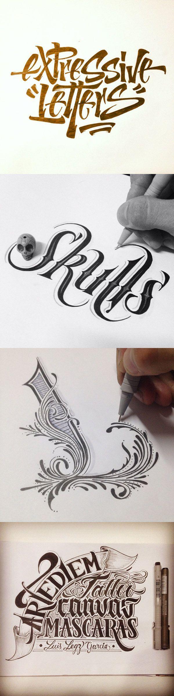 Legz clipart hand By LEGZ Pinterest best #Calligraphy