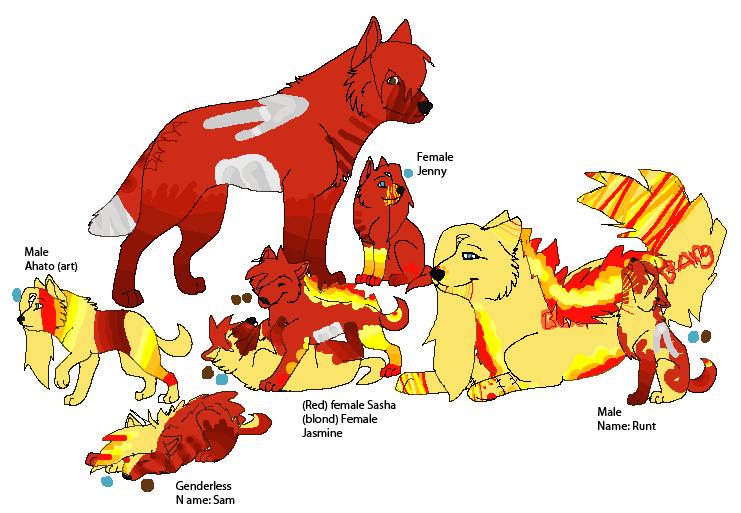 Legz clipart wolf On wolf wolf 97 Deidaraxsasori