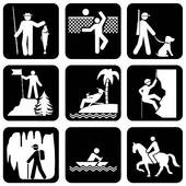 Leisure clipart coasts Leisure Clip Royalty icons GoGraph