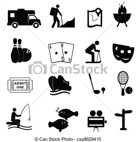 Fun clipart activity Leisure Leisure fun 161 Illustrations