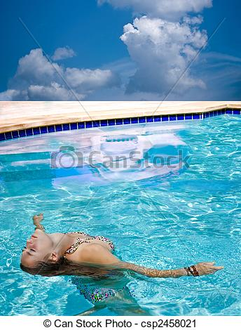 Leisure clipart dream vacation Dream Stock girl young Dreamy