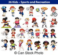 Leisure clipart recreational activity #7