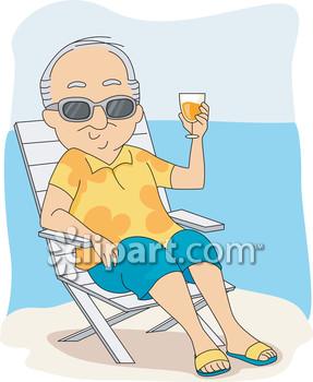 Leisure clipart refreshment #4
