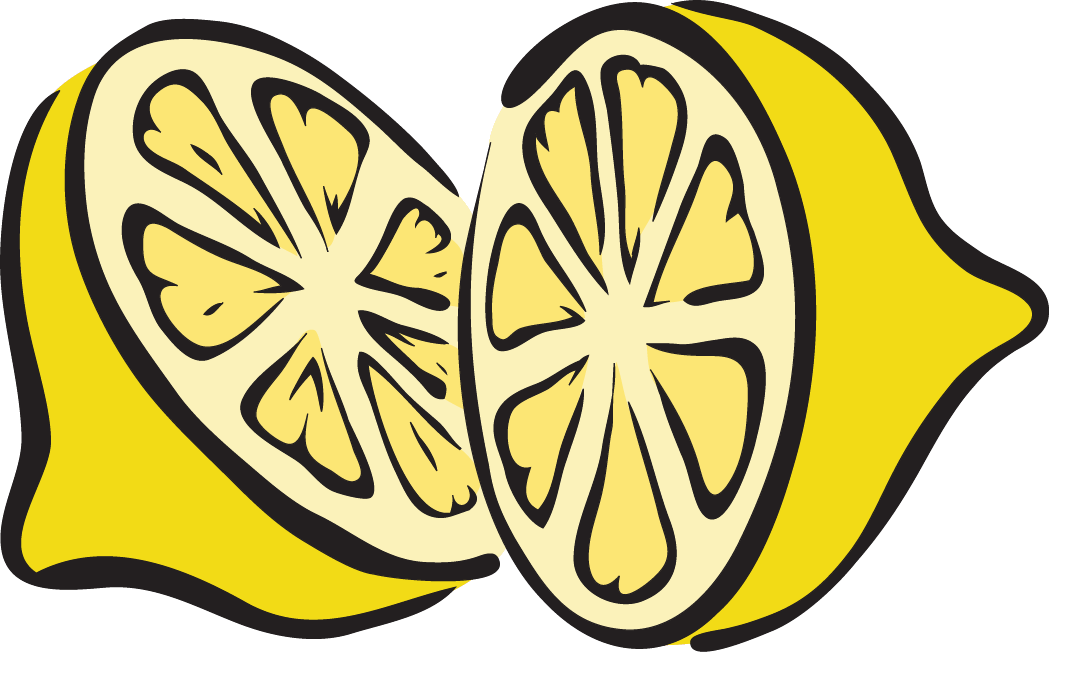 Lemon clipart Art free fruit images Lemon