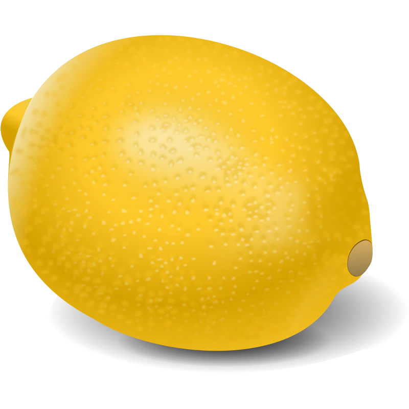 Lemon clipart Public Clip Domain Free Use