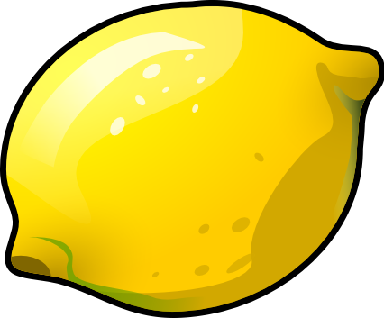 Lemon clipart & Art Public lemon8 to