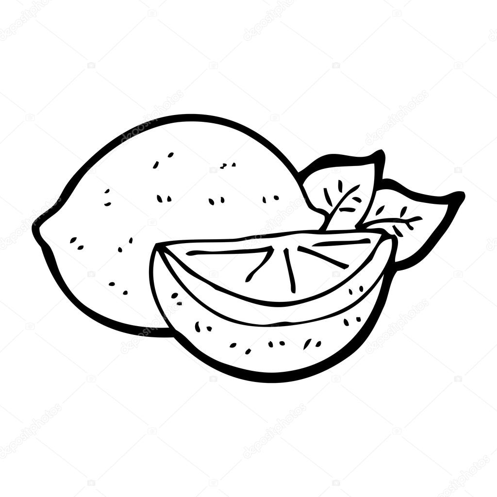 Lemon clipart kalamansi Stoc — pic source cartoon
