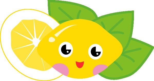 Lemon clipart small At small vector Clker ·