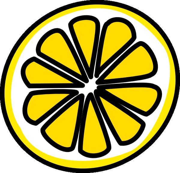 Lemon clipart small Com small art vector ·