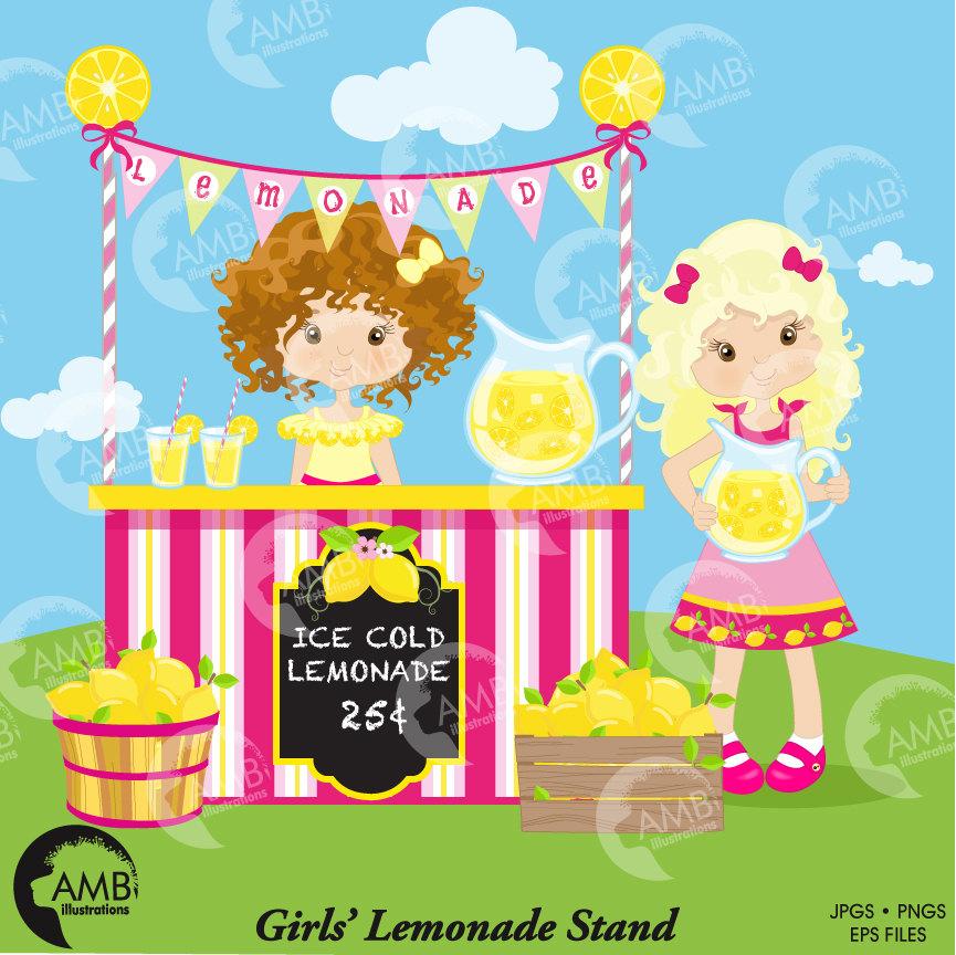 Lemon clipart stand Clipart a This party Lemonade