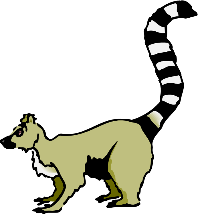 Lemur clipart Clipart Free Lemur Lemur Clipart