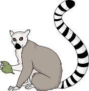 Lemur clipart Free Clipart Art Images Panda